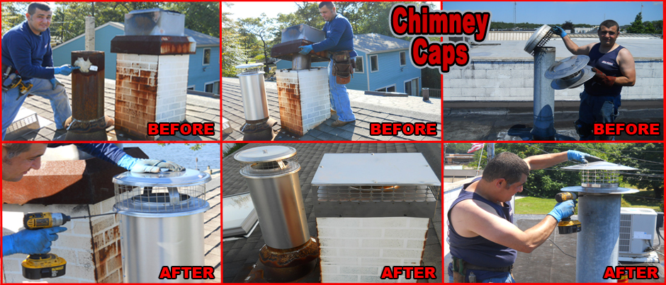ProLine Chimney Cap Replacement
